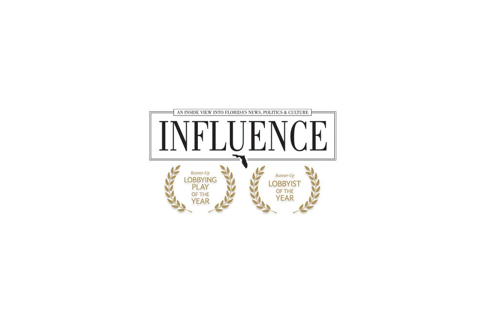 Influence Magazine Logo